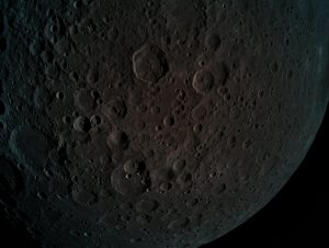 Far side of the moon.