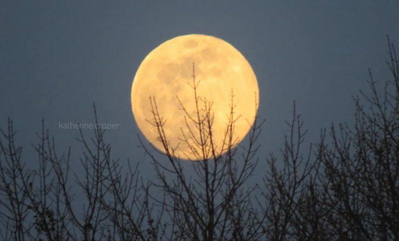 April full moon shines in Virgo | Tonight | EarthSky