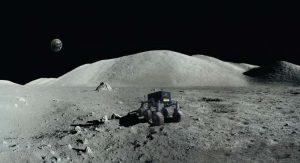 Chandrayaan-2 rover.