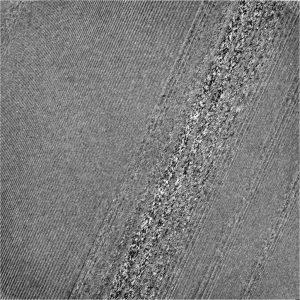 Rough-textured gray aquare.