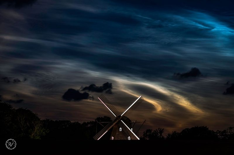 Amazing June for noctilucent clouds | Earth | EarthSky