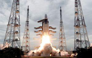 ISRO's Chandrayaan-2 launch