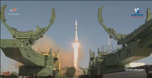 Russia's Soyuz MS-14 launches successfully