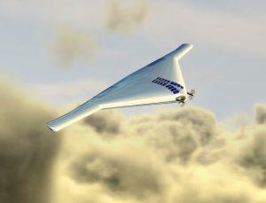 VAMP probe in Venus' atmosphere.