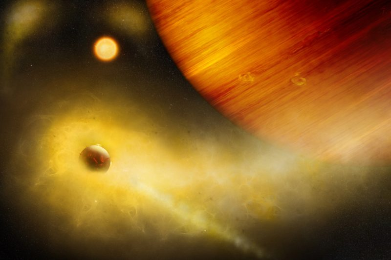 Have astronomers found a hyper-volcanic exomoon? | Space