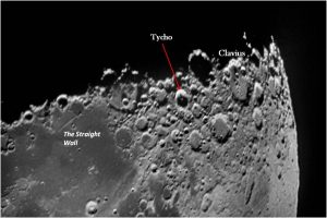 Features on the last quarter moon.
