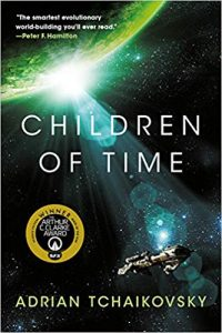 Cover of Children of Time.