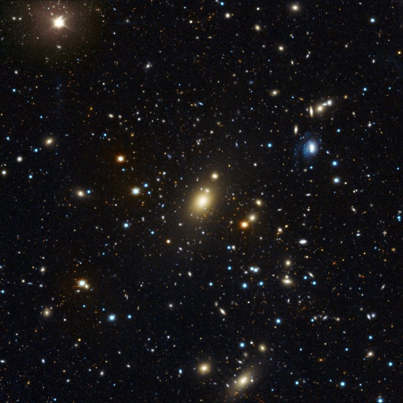 Hefty black hole holds new record for most mass