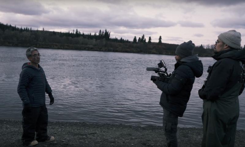 Bering Sea Elders discuss recent changes in the Arctic