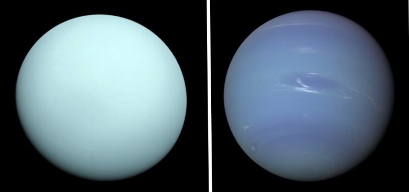 Planet Uranus And Neptune