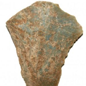 A stone tool from Dhaba.