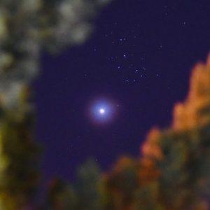Photos: Venus and the Pleiades prepare to meet | Astronomy Essentials
