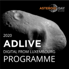 Asteroid Day 2020 poster.