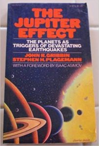 Cover of the book The Jupiter Effect.