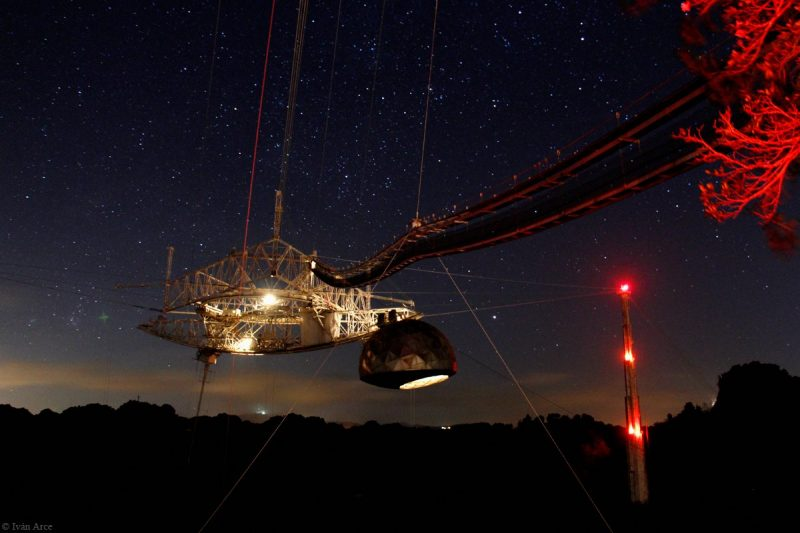 Arecibo Observatory featured in James Bond film