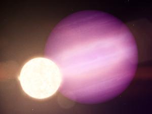 Giant 'survivor' planet found orbiting dead star - EarthSky