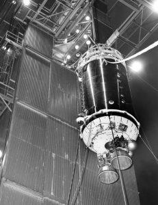 Centaur upper-stage rocket.