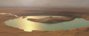 Curiosity rover spots signs of ancient megafloods on Mars | EarthSky.org