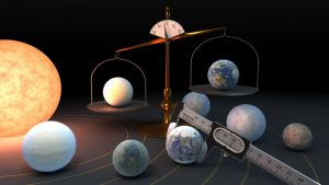 Update on the 7 Earth-sized planets orbiting nearby TRAPPIST-1   EarthSky.org