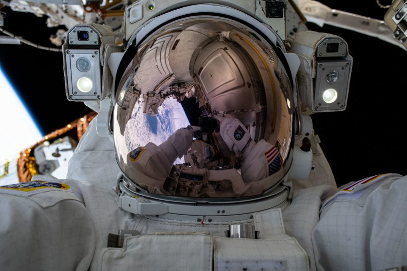 Watch ISS spacewalk January 27