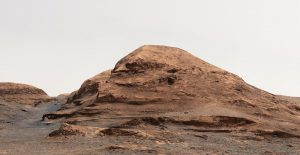 Martian hill named in honor of curiosity scientists  The human world