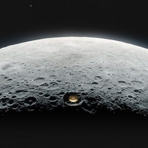 Finally, a radio telescope at the far side of the moon |  Space