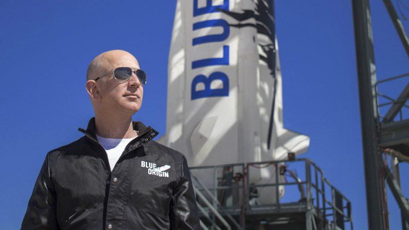 Blue Origin has sold almost 0 million in future space flights